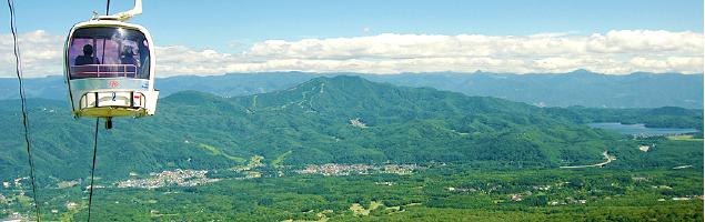 妙高高原スカイケーブル
